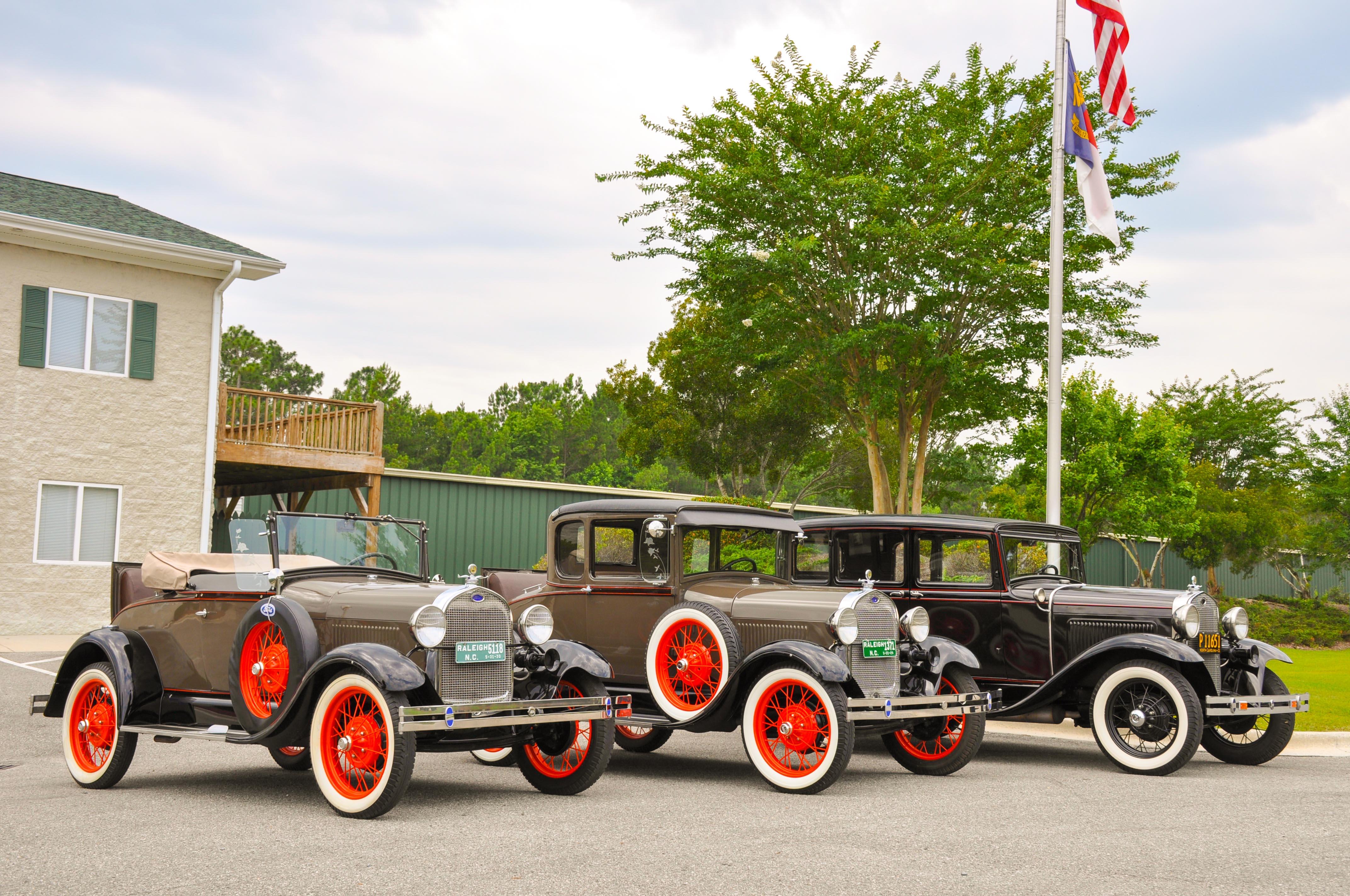 Vintage fleet